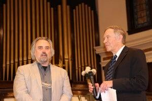 Ken Vonn and Don Manker